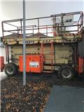 JLG 500 RTS, 2002, Scissor Lifts