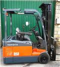 Toyota 7 FB EF 15, 2006, Electric forklift trucks