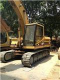 Caterpillar 320 B, Excavadoras sobre orugas