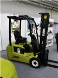 Clark GTX 16, 2018, Electric forklift trucks