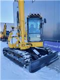 Komatsu PC88MR-10, 2020, Mini excavators  7t - 12t