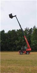 Manitou 1635, 2006, Teleszkópos gumikerekes rakodók