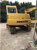 Komatsu PC70, 2012, Crawler excavators