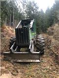 John Deere 548 G III, 2014, Lesné kolesové traktory