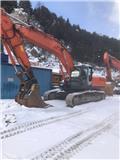 Hitachi ZX 350 LC-3, 2010, Crawler Excavators