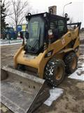 Caterpillar 232 B, 2008, Skid steer mini utovarivači