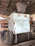 Fortschritt K 523, Oprema za čišćenje zrna