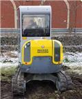 Wacker Neuson 28Z3, 2015, Crawler Excavators