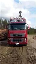 Volvo FH 16, 2012, Puuautot