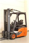Linde E 14 EVO 386-02, 2014, Electric forklift trucks