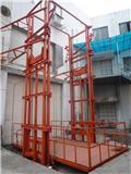 导轨链条式升降货梯, 2013, Diger