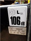JCB VMT 260-120, 2014, Máquinas productoras de asfalto de pequeñas dimensiones