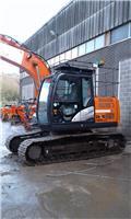 Hitachi ZX 130 LC N-5, 2014, Crawler excavators