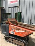 Slanetrac HT1000, 2018, Tracked Dumpers