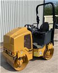 Caterpillar CB 14 B, 2016, Twin drum rollers