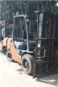 Toyota 3ton, 2012, Diesel Forklifts