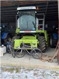 Зерноуборочный комбайн CLAAS Dominator 140 Hydro, 2008 г., 753 ч.