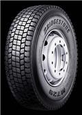 Bridgestone M729 315/70R22.5 M+S 3PMSF däck, 2019, Rehvid, rattad ja veljed