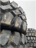 Goodyear 20.5R25, Padangos, ratai ir ratlankiai