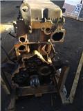 MAN TGX, 2009, Engines