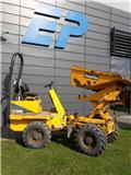 Thwaites 1,5 Tonne m/højtip, 2008, Dumpere