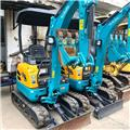 Kubota U 17, 2016, Mini excavators < 7t (Mini diggers)
