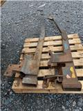 Tuppisovitteet Zetor traktoreihin, Drugi priključki za nakladanje in kopanje