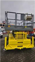 Holland Lift Q 135 DL 24, 1999, Scissor Lifts