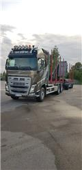 Volvo FH500, 2017, Timber Trucks