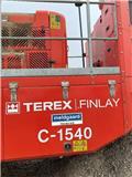 Terex Finlay C1540, 2018, Trituradoras
