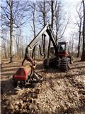 Valmet 911.4, 2009, Combine forestiere