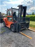 Goodsense FD70, 2016, Diesel Forklifts