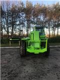 Merlo P 101.10 HM, Telescopic handlers, Construction