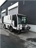 Bucher CityCat 5000, Sweepers