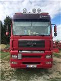 MAN H86 28.530, 2005, Camion con cassone scarrabile