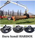 Agrosat Rönk kanál 1500 Hardox darura، 2018، خطاطيف