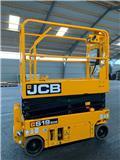 JCB 930, Šķerveida pacēlāji