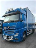 Mercedes-Benz Actros 2551 6x2*4, 2015, Skåpbilar Kyl/Frys/Värme