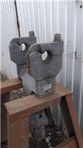 阿特拉斯 hak、2007、起重机配件设备