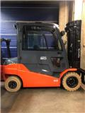 Toyota 8 FB MT 50, 2016, Electric forklift trucks