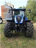 New Holland T 6.165, 2018, Tractors