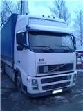 Тентованный грузовик Volvo FH12 420, 2004 г., 1018000 ч.