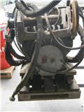 OilQuick Schwenkmotor OQ70-55 Hitachi ZX280, 2010, Enganches rápidos