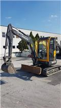 Volvo ECR 38, 2015, Mini excavators < 7t (Mini diggers)