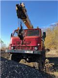 Bumar 6x6, 1990, Žeriavy pre ťažký terén