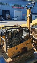 Weber TC 52 SE 362kg, 2000, Plate Compactors