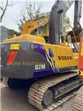 沃尔沃 EC 210 B LC、2015、履带挖掘机