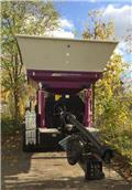 Murska 2000 MAX CB Mühle, 2014, Silolosmachines