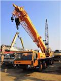 XCMG QY50, 2009, Mobile and all terrain cranes