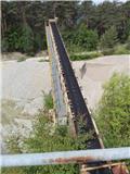 inny podajnik, przenośnik, taśmociąg hałdujący28m, Конвейеры
